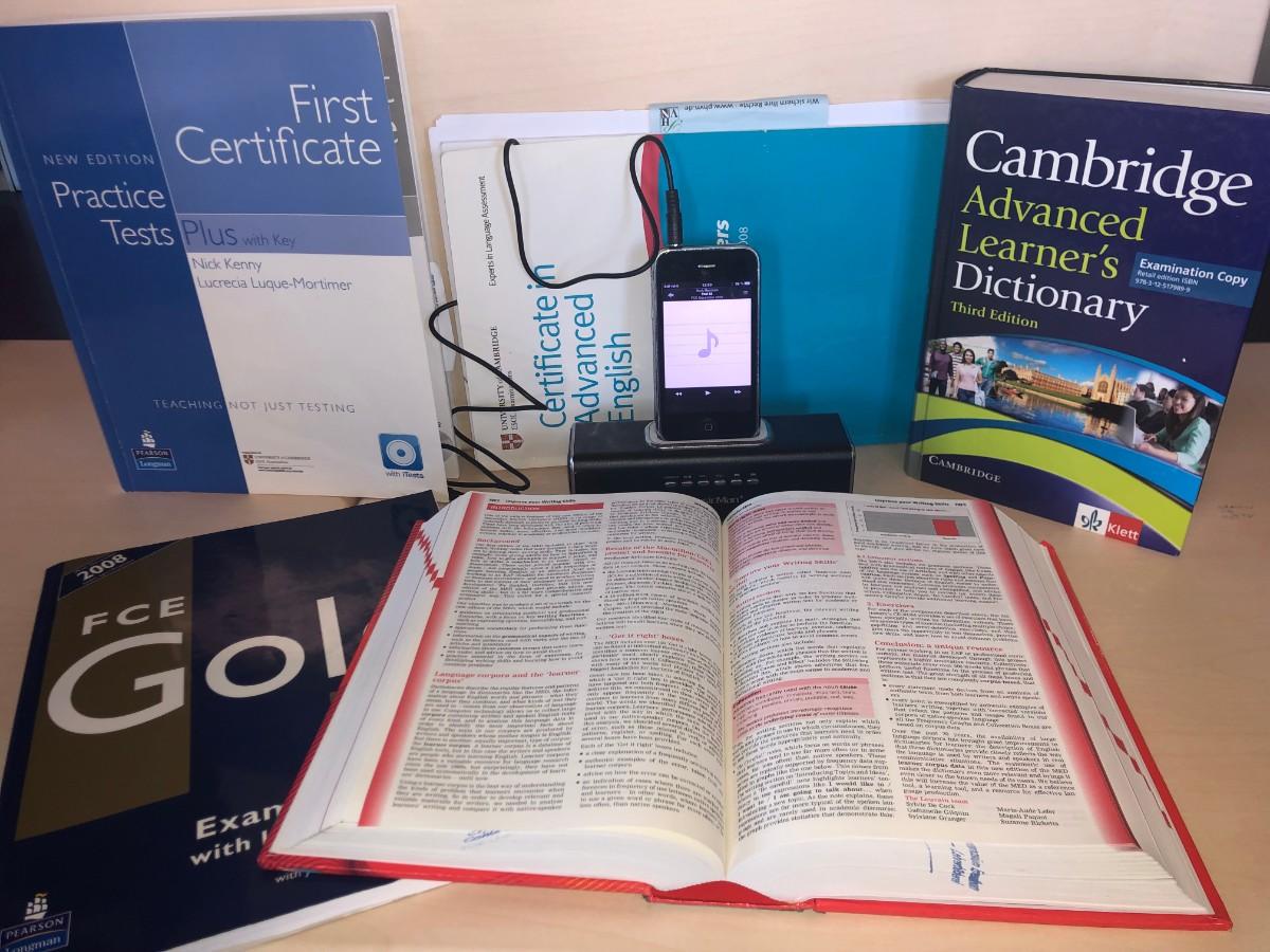 Cambridge Certificate (Jg. 11-13)